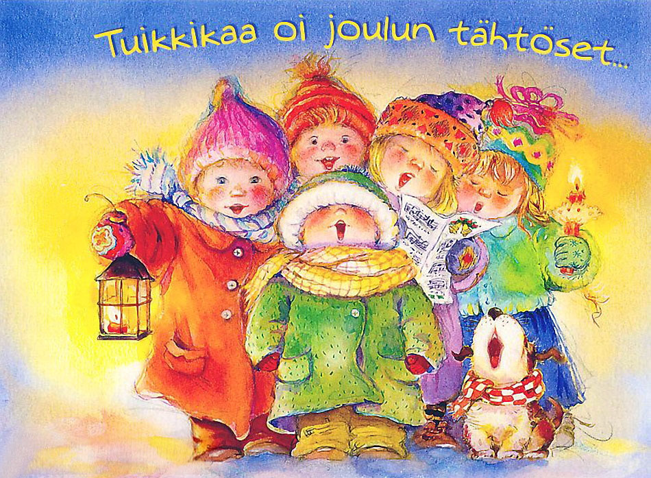 Рисунки детей новый год рождество