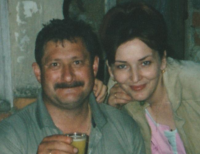 Исаев Валерий Николаевич и его жена Исаева (Дементьева) Надежда Алексеевна