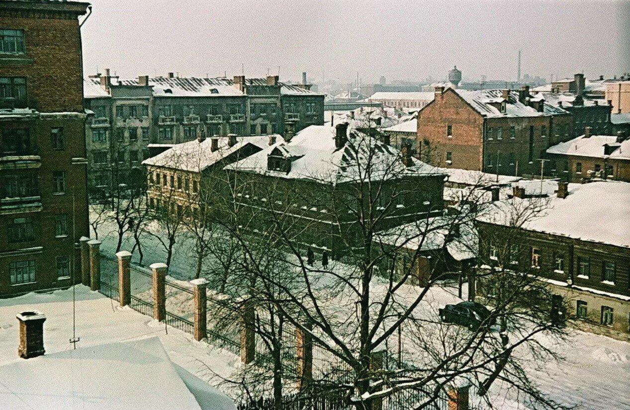 1950. 1-й Лазаревский переулок