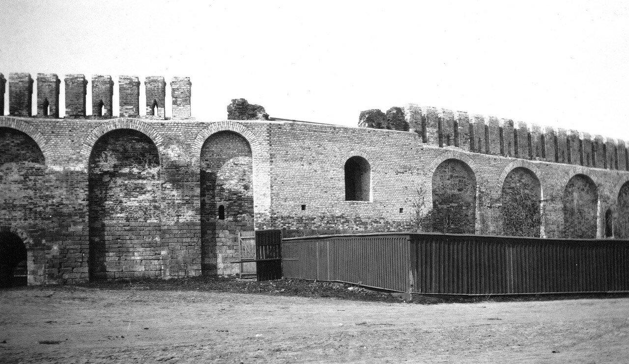 Частично восстановленная Шейнова башня. 1912