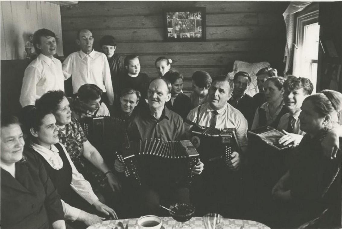 1974. Семейный праздник. Иваново