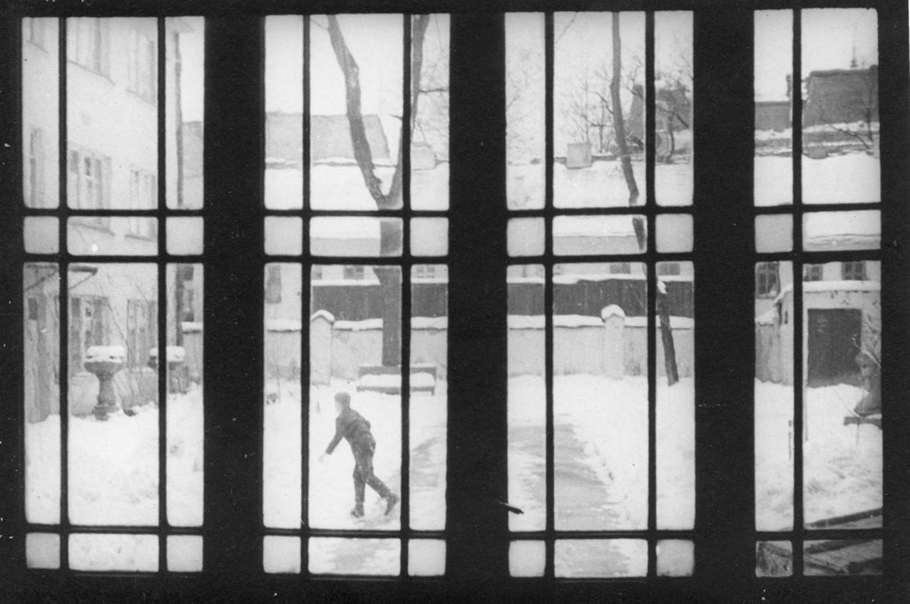1965. Первый снег