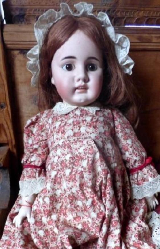 1944. Кукла из мастерской Пикассо