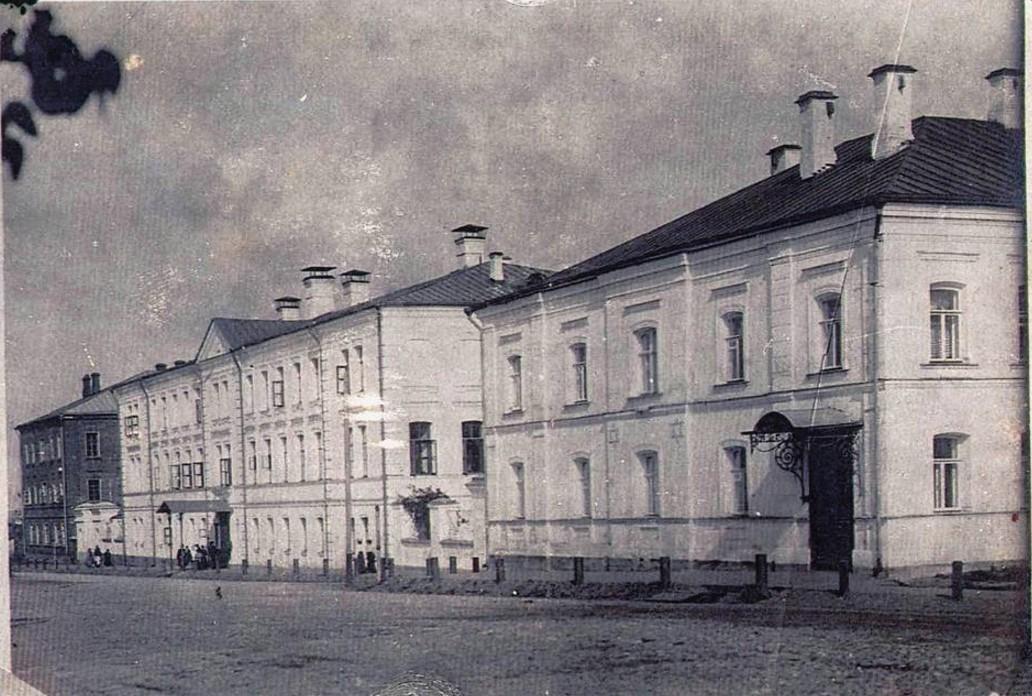 Владимирская Духовная семинария