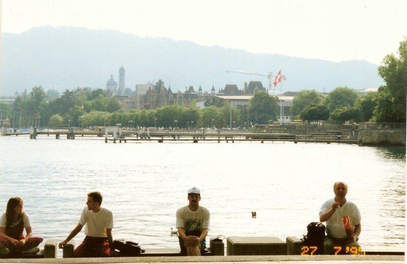 Цюрих, Озеро