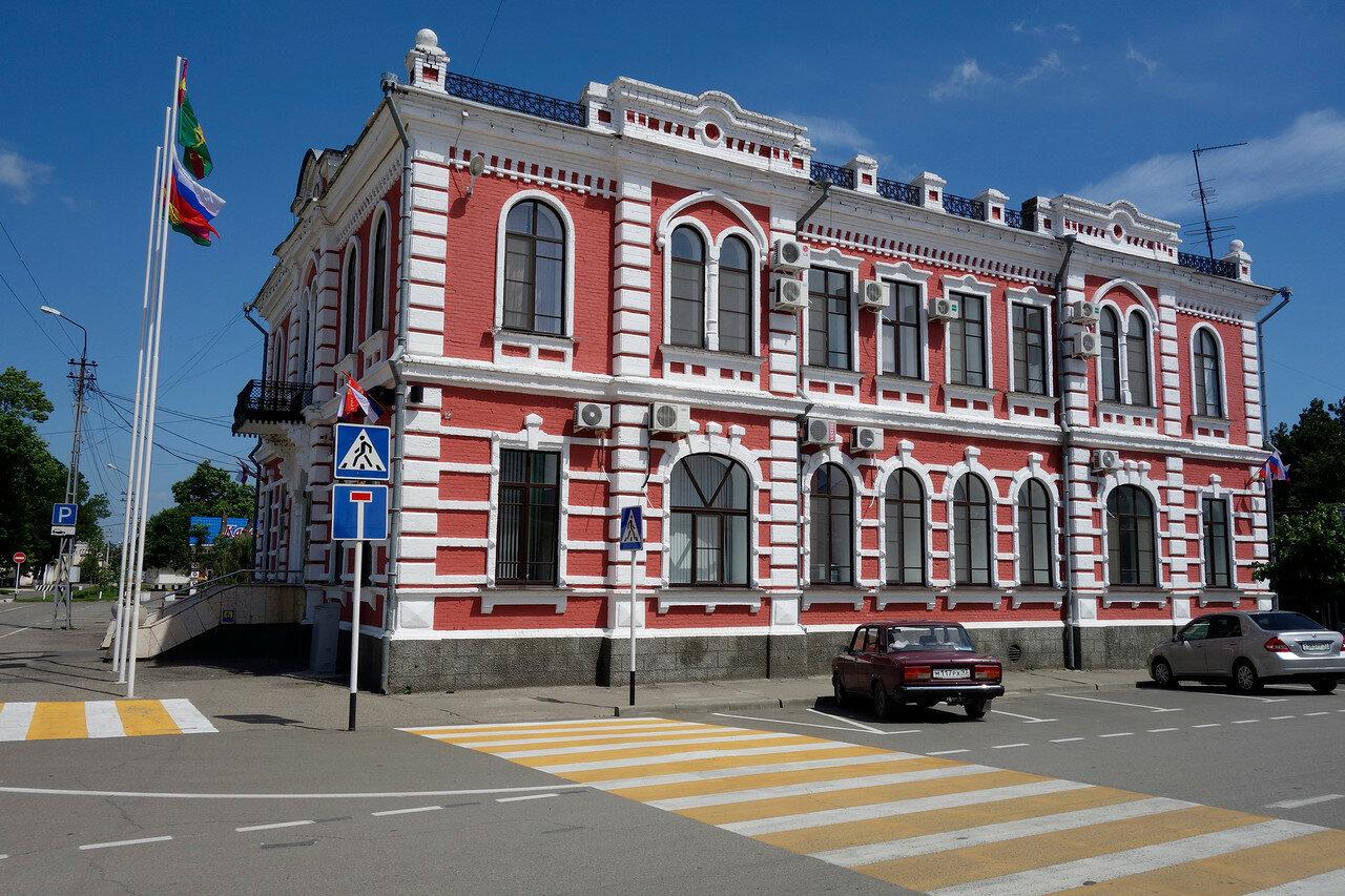 админская станицы