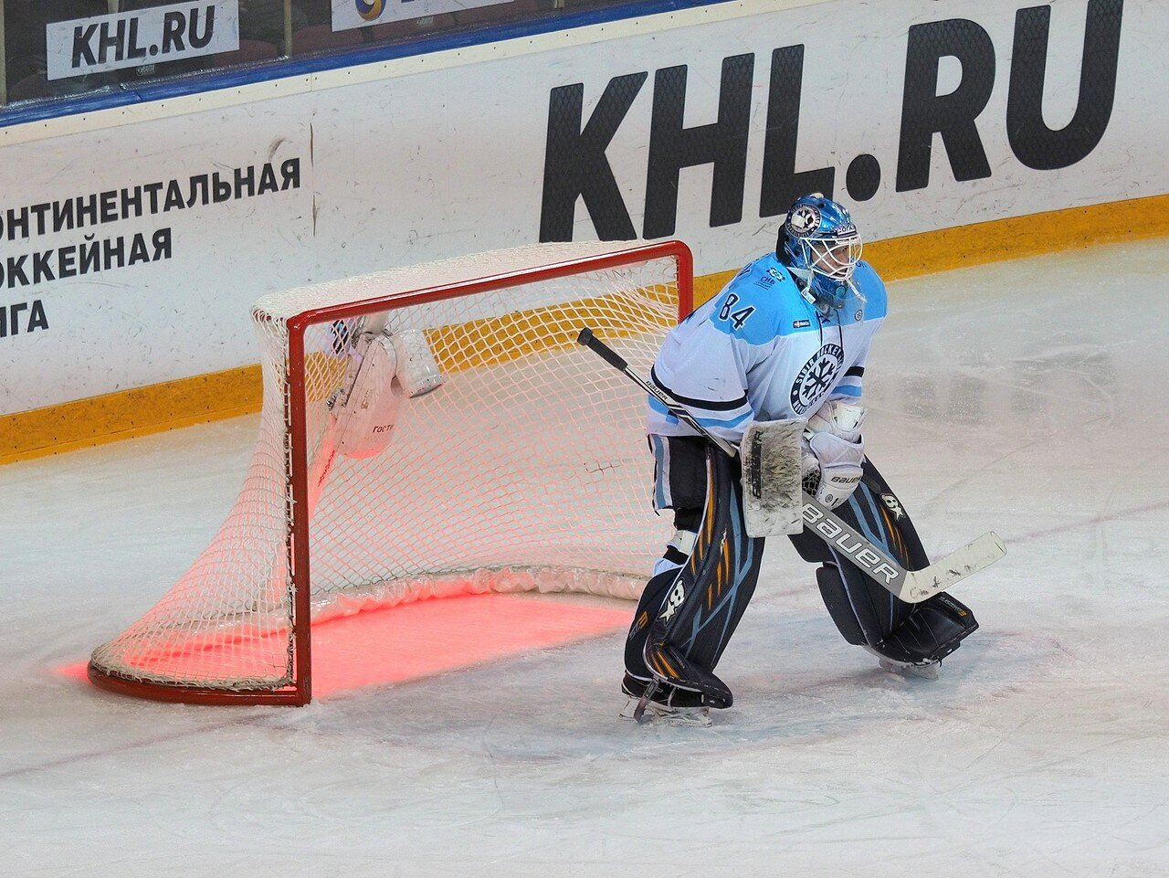 64Металлург - Сибирь 28.10.2016