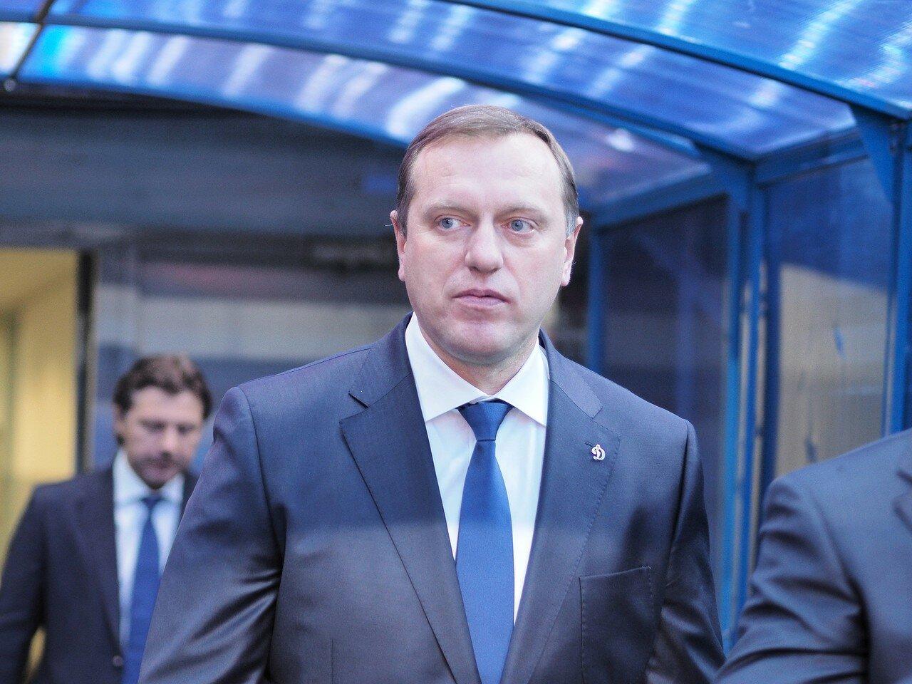 12Металлург - Динамо Москва 21.11.2016