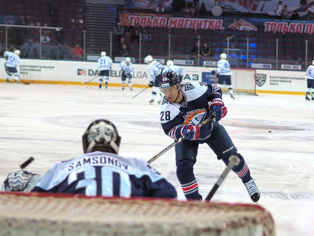 21Металлург - Динамо Москва 21.11.2016