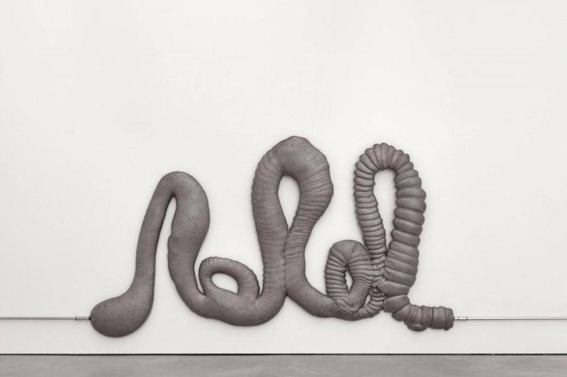 Экспонаты современного искусства