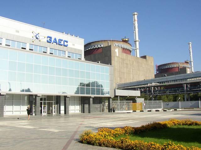 Четвертый энергоблок Запорожской АЭС отключили от энергосети