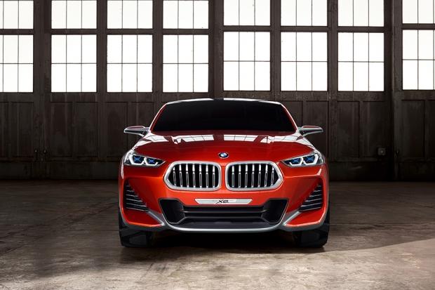 BMW X2 Скорее всего, X2 унаследует агрегатную базу X1, но если тот отличался большим багажник
