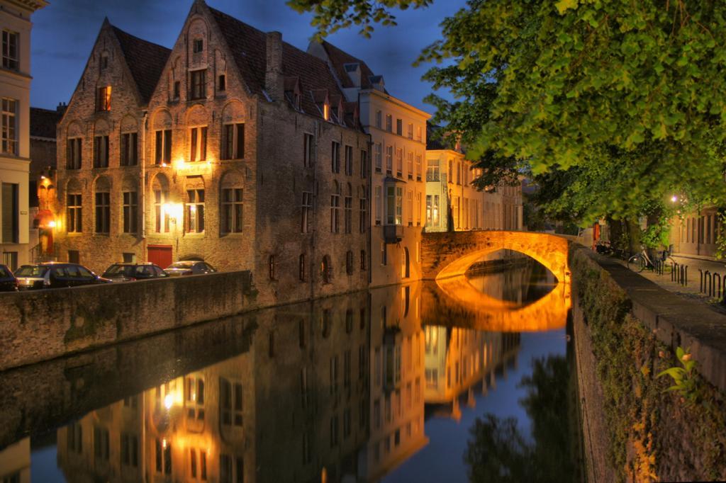 Брюгге — средневековая сказка в Бельгии