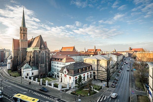 Вроцлав, Польша, 32 евро в сутки Культурная столица Европы 2016 года, Вроцлав, основанный в X веке,