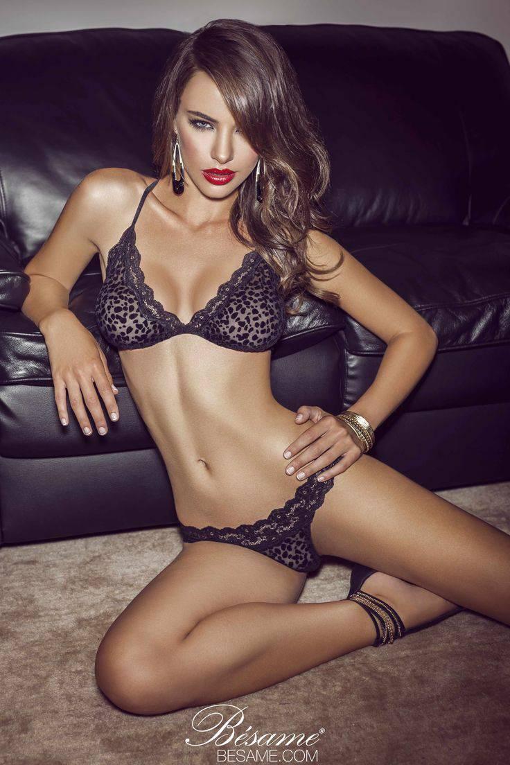 Nicole Meyer – Besame Lingerie Photoshoot