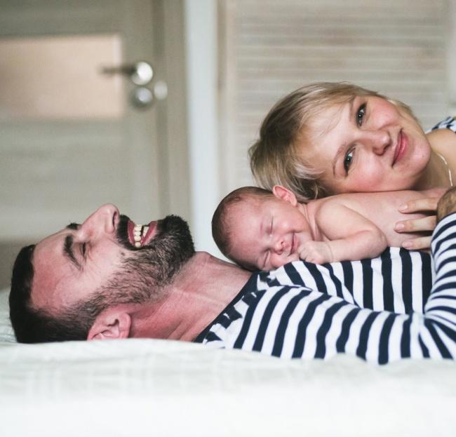 © Denis Persenen  Мама сумела показать нам, что семья— это самое важное вжизни человека. Это