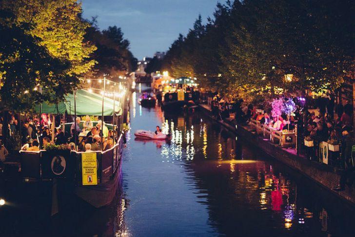 Вы не видели ничего более красивого, чем Нидерланды в ночное время.