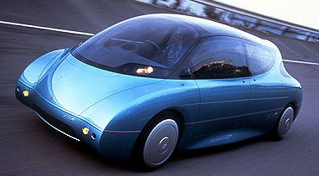 Японский автодизайн