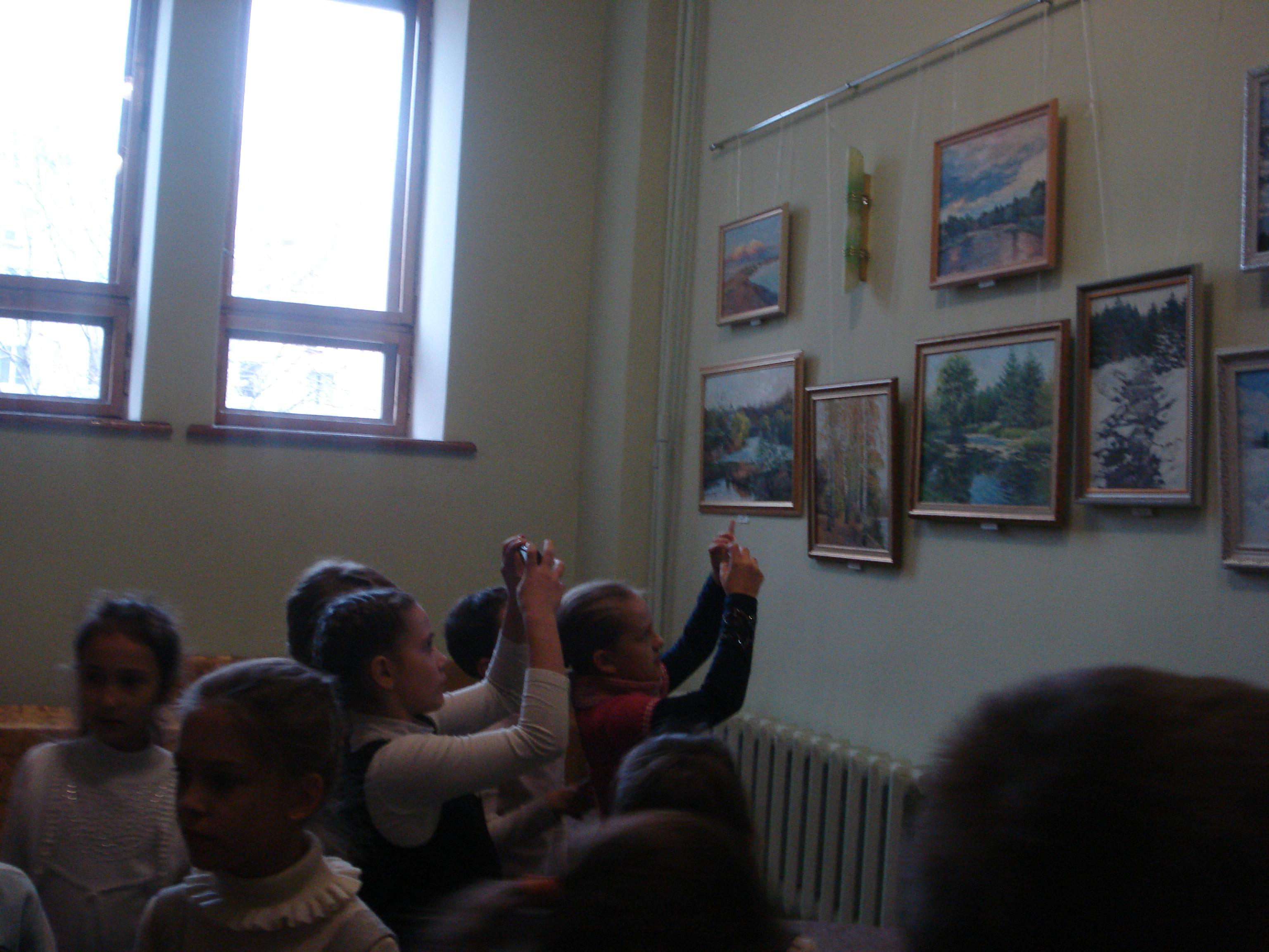 изобразительное искусство, донецкая республиканская библиотека для детей, отдел обслуживания дошкольников и учащихся 1-4 классов, елена трунова, донецкий художественный музей, донецкая школа 14