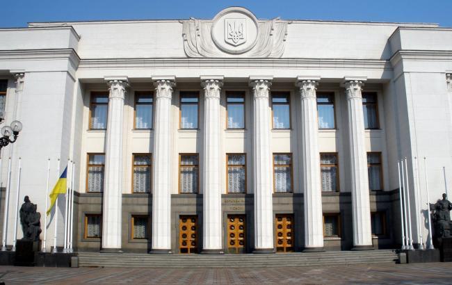 Верховная Рада обратится кЕС относительно представления Украине безвизового режима без промедлений