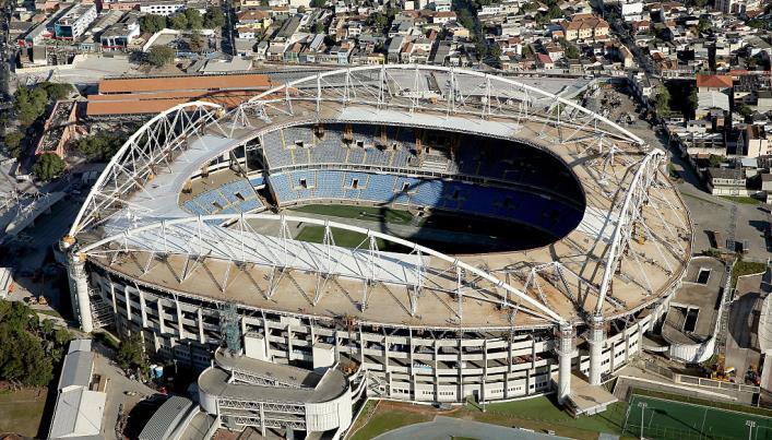 Сборные Бразилии иКолумбии проведут матч впамять обигроках «Шапекоэнсе»