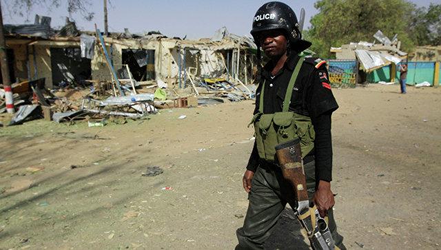 Нигерийская армия вытеснила «Боко Харам» излагеря влесу Самбиса