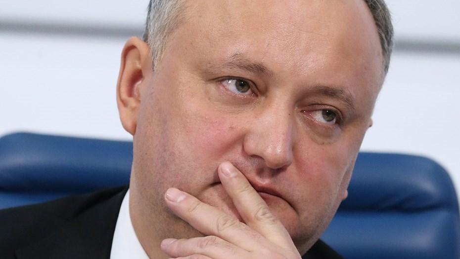 РФготова стать гарантом вприднестровском урегулировании— Путин