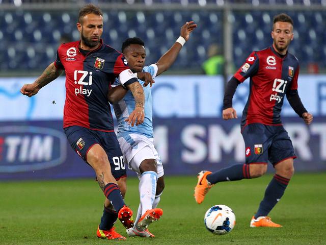 «Лацио» встретится с«Интером» в ¼ финала Кубка Италии пофутболу