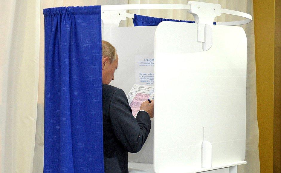 В РФ запост президента будет сражаться женщина
