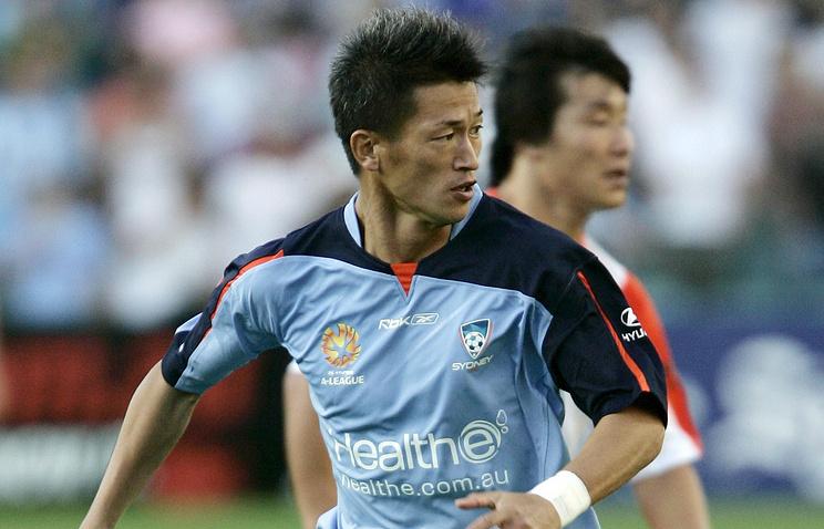 Японец стал самым возрастным футболистом вистории