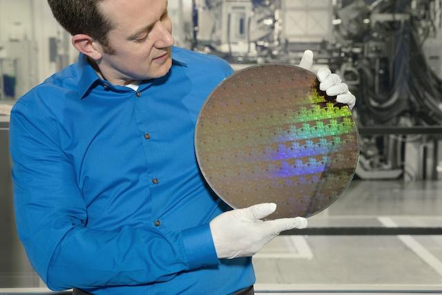 IBM объявила оразработке 5-нм техпроцесса производства чипов