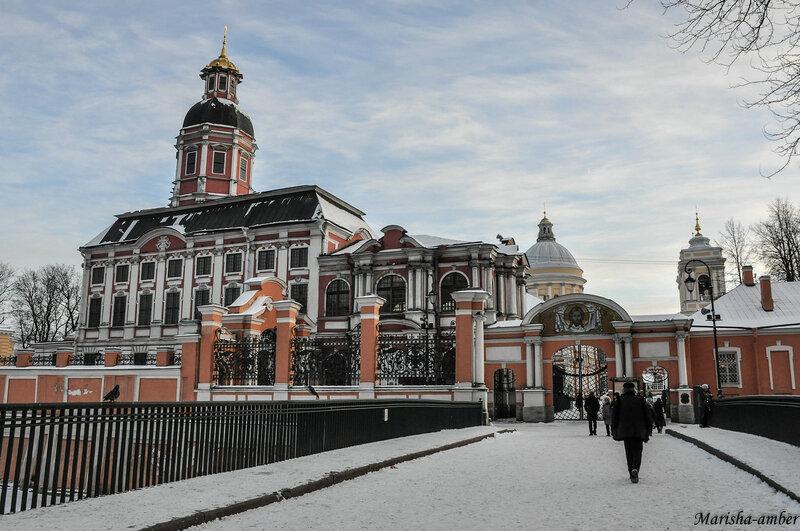 На Питере: новогодние... в о ... Новогодние - отзыв каникулы