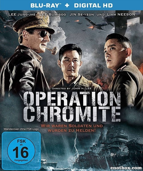Операция «Хромит» / Operation Chromite / In-cheon sang-ryuk jak-jeon (2016/BDRip/HDRip)