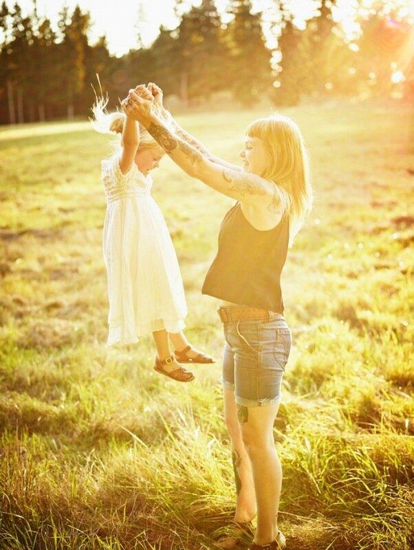Уровень интеллекта детей зависит исключительно от мам