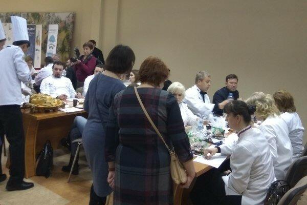 Москва, гастрономический фестиваль
