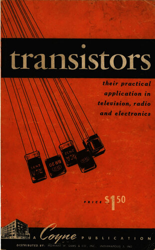 Transistors - Louis E. Garner, Jr. - Book Cover