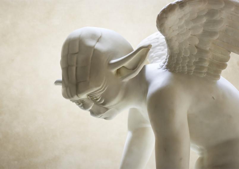 Star Wars Sculptures by Travis Durden