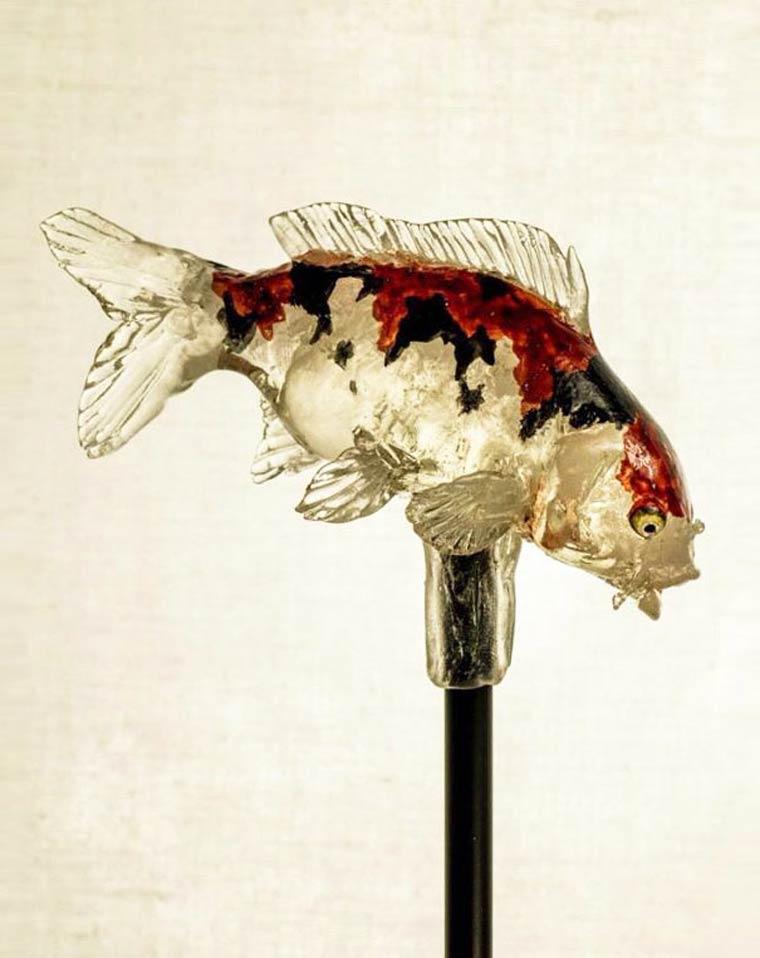 Amezaiku - L'art japonais ancestral des sucettes ultra-realistes