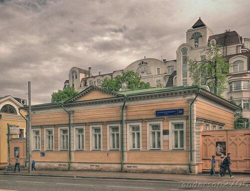 Дом-музей В.Л. Пушкина