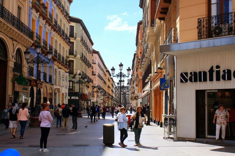 Улица Калле Альфонсо.