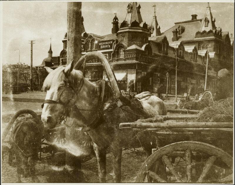 624248 Торговые ряды Лавры 1914 Alphonse Maria Mucha.jpg