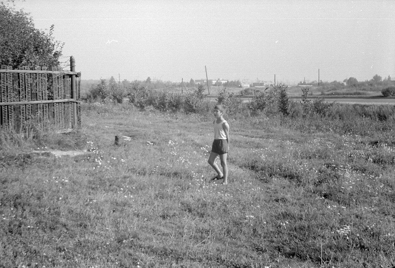 1969. Востряково
