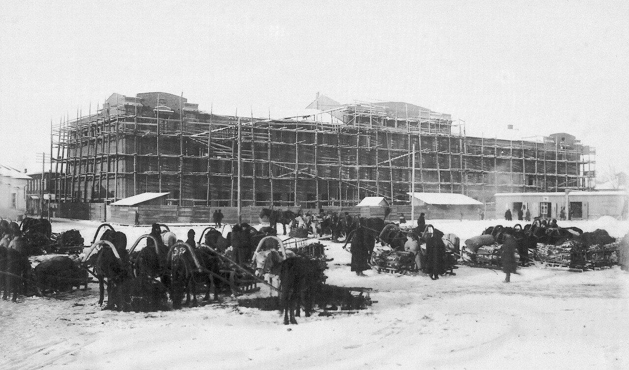 Сенная площадь. 1910