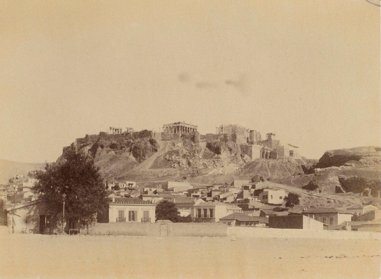 58. Афины. Акрополь и Гефестион
