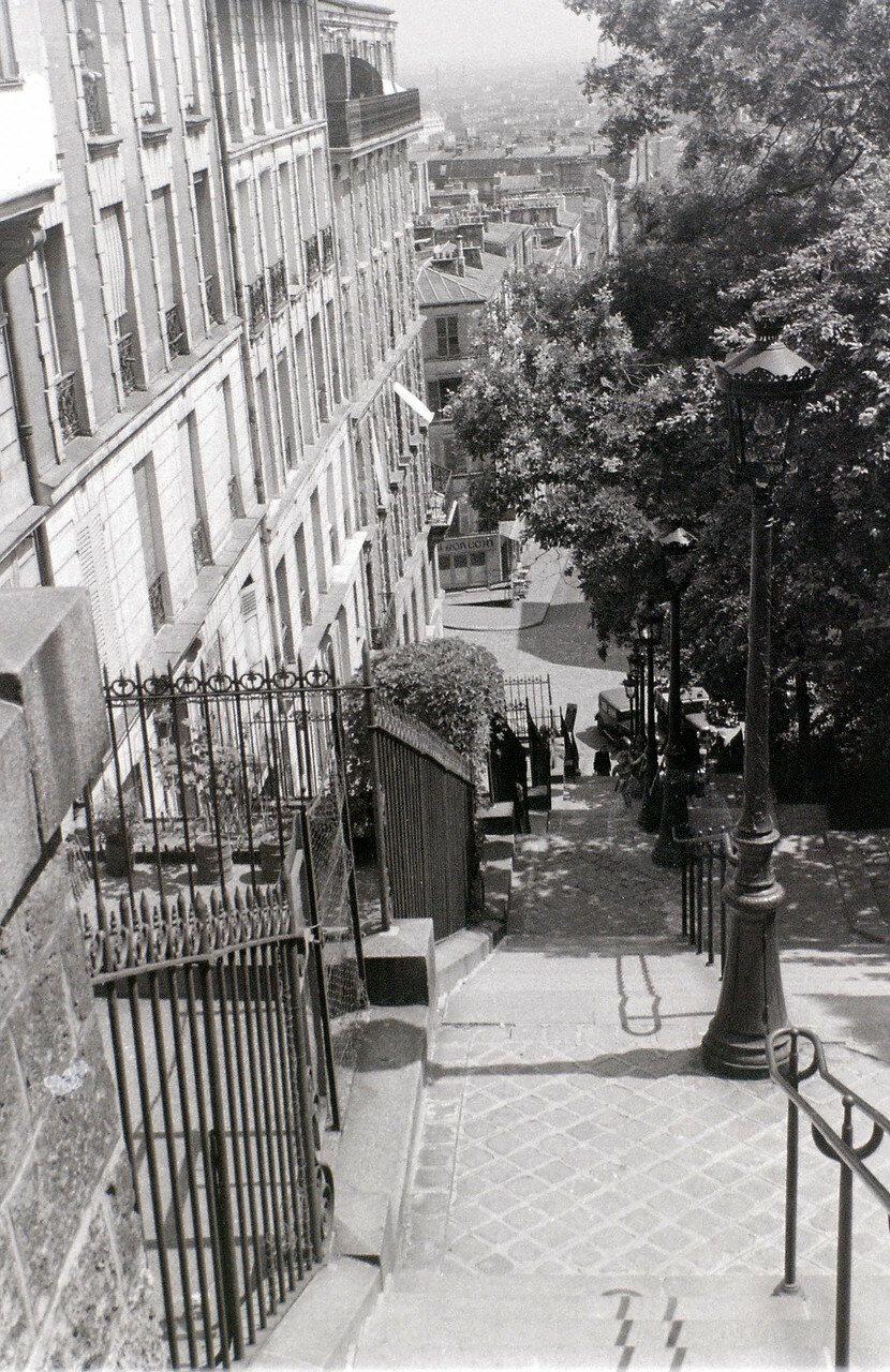26 июля. Монмартр