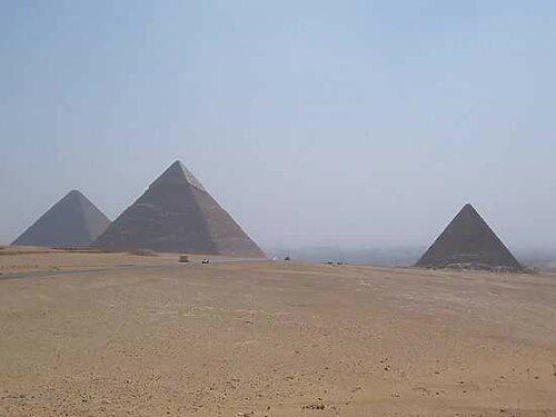 Ученые обнаружили неизвестные комнаты в пирамиде Хеопса