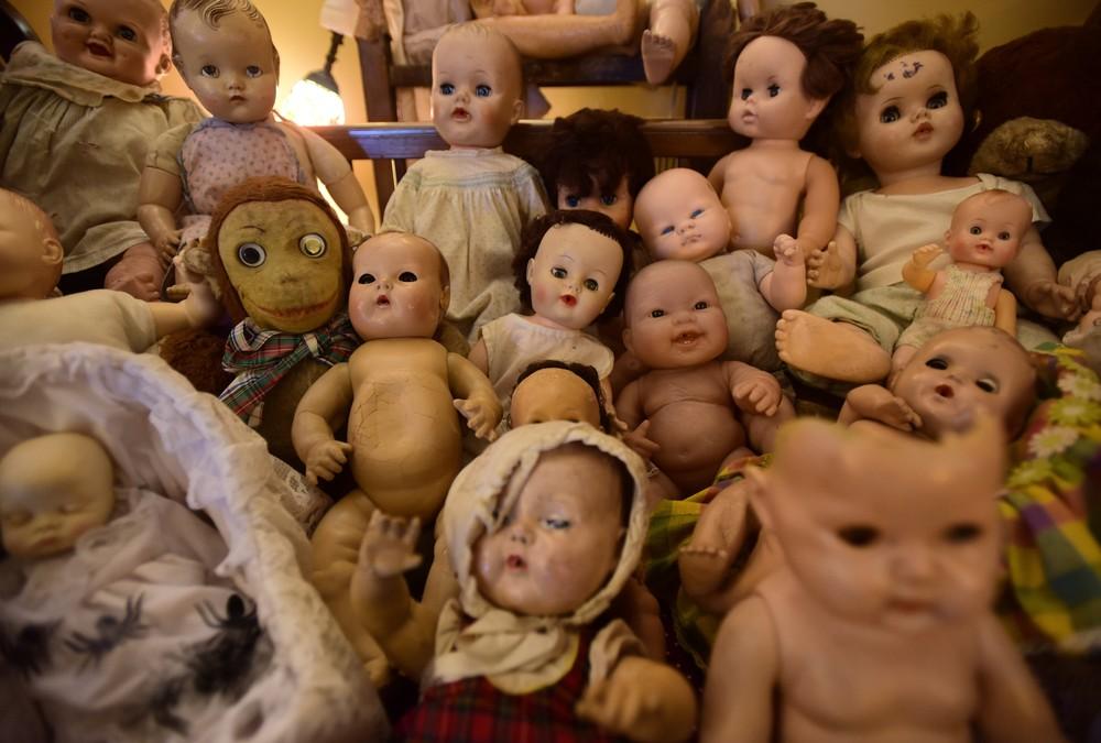 Убежище кукол в США