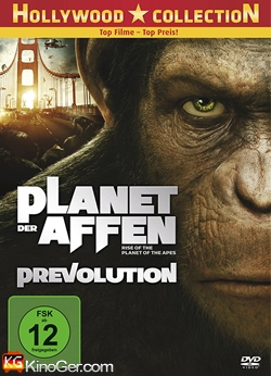 Der Planet der Affen: PRevolution (2011)