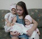"""Вислогузова Полина, гимназия №5, 2 """"В"""" класс """"Я и мои любимые куклы: знакомство с младшей сестрой"""""""