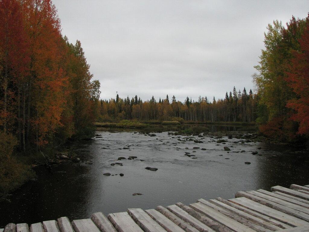 Карельская осень
